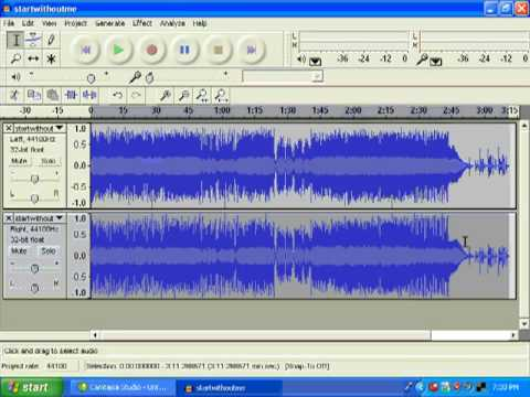 How To Remove the Vocals From A Song or MP3