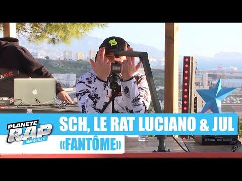 "SCH ""Fantôme"" ft Jul & Le Rat Luciano #PlanèteRap - SkyrockFM"