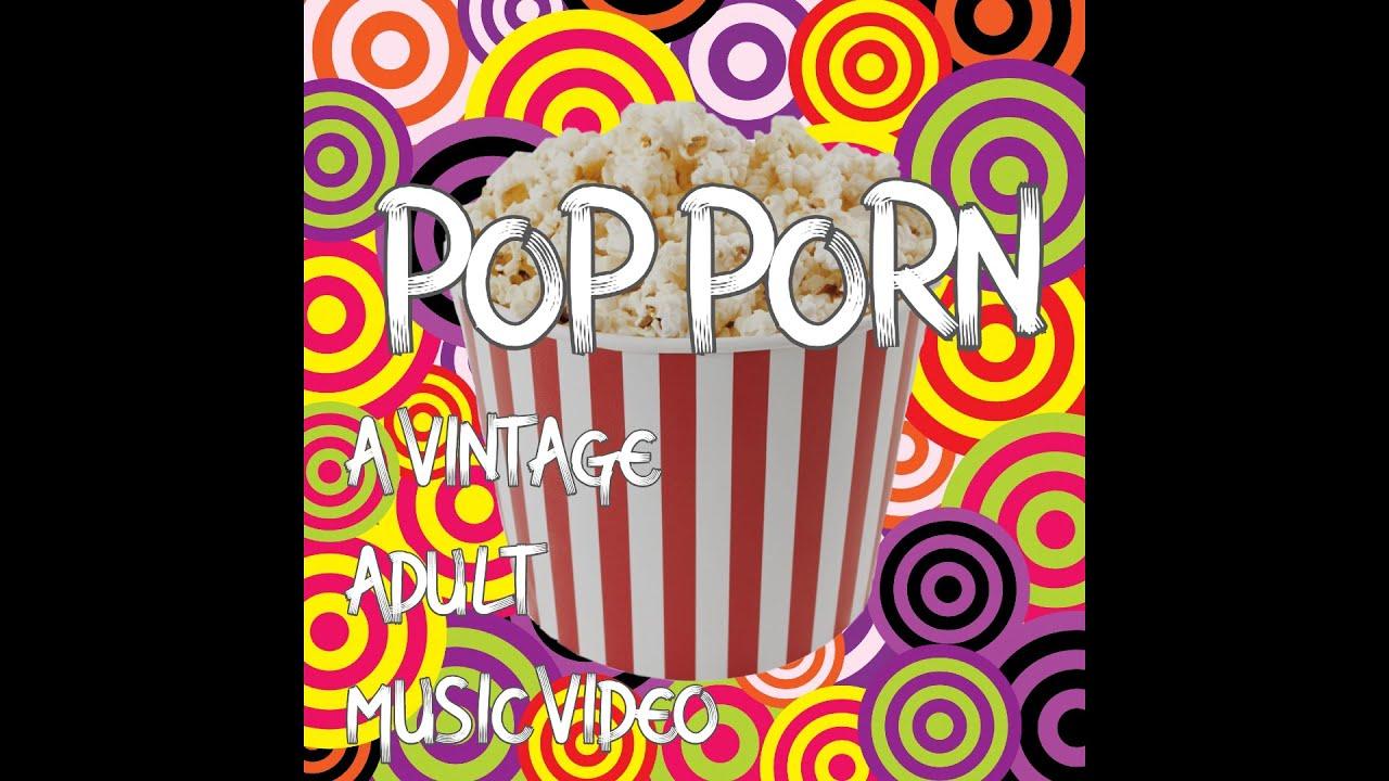 POP PORN: An Adult Pop Music Video (EXPLICIT IMAGES!)