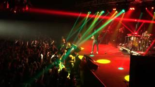 Video 2 - Pusha Man & Smoke Again - Chance the Rapper And The Social Experiment (Live in Raleigh, NC '16) download MP3, 3GP, MP4, WEBM, AVI, FLV Juni 2018