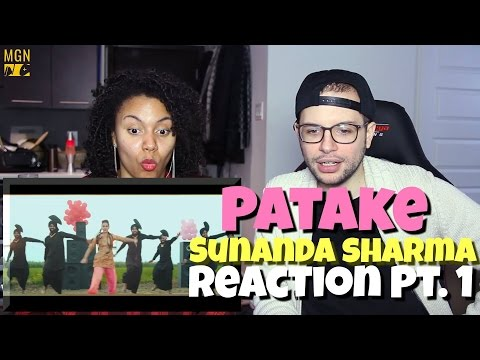 Patake - Sunanda Sharma Reaction Pt.1