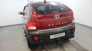 SsangYong Actyon 2010 I 2.3 MT