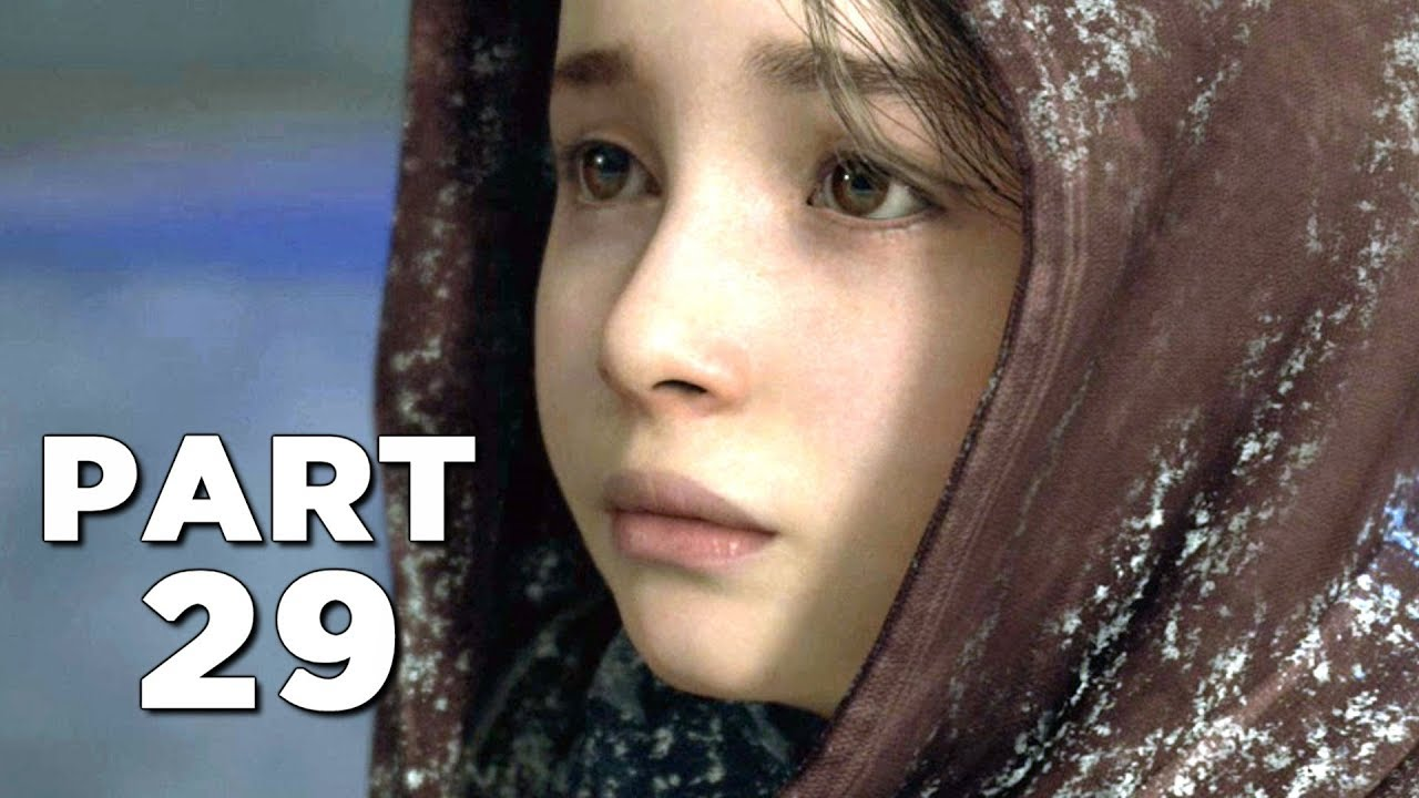 DETROIT BECOME HUMAN Walkthrough Gameplay Part 29 - ANDROIDS (PS4 Pro)