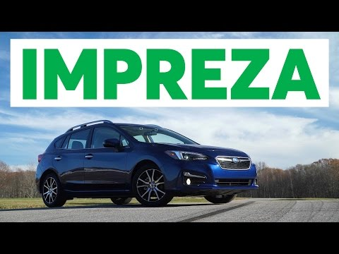 4K Review: 2017 Subaru Impreza Quick Drive | Consumer Reports