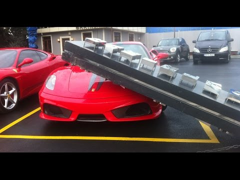 Lodos, Ferrari'yi çizdi