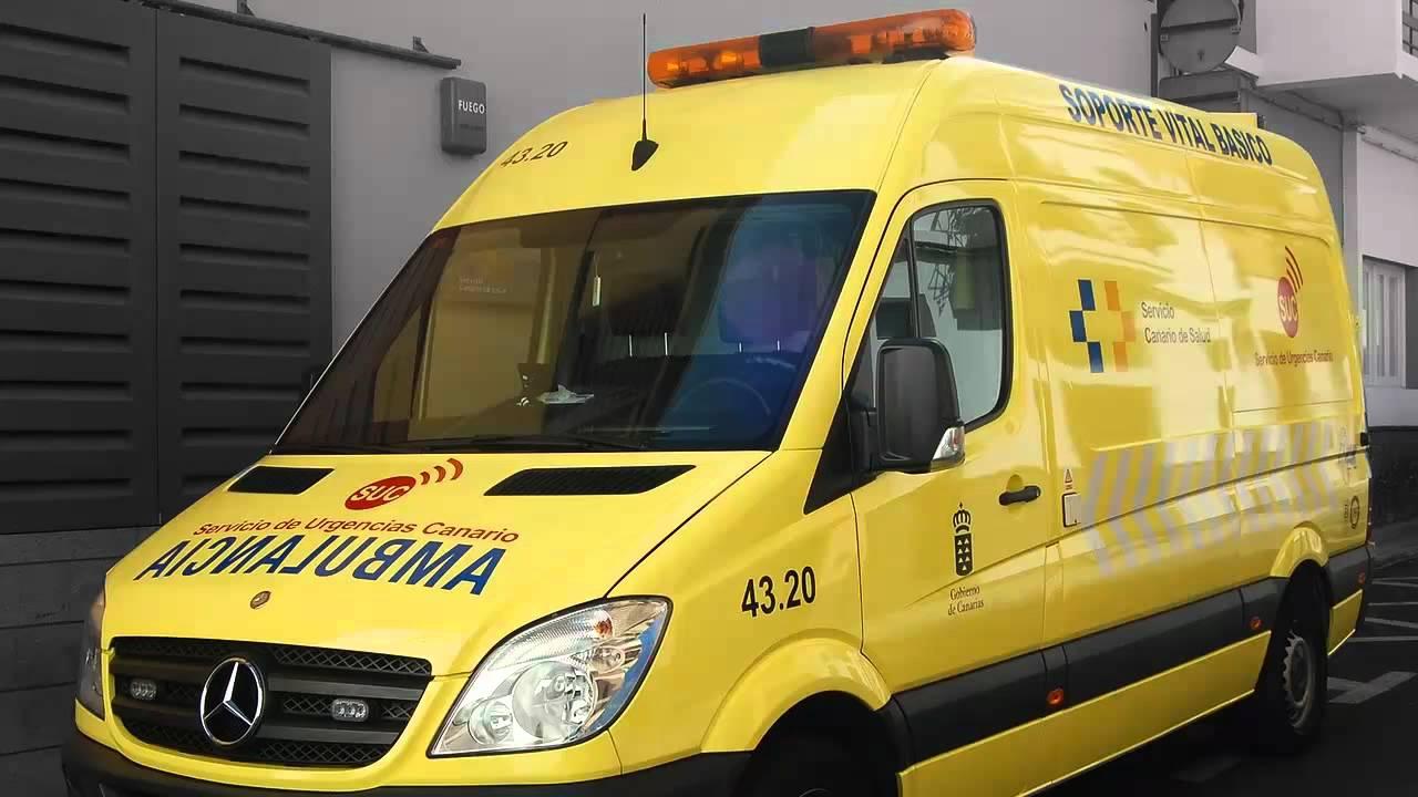 som de sirene de ambulancia
