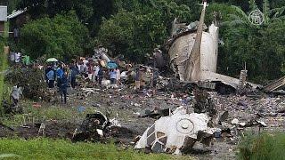 В Южном Судане разбился грузовой самолёт Ан-12: 41 погибший (новости)