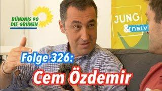 Cem Özdemir, Parteivorsitzender der Grünen - Jung & Naiv: Folge 326