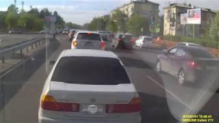 Не заметил красный ДТП в Ангарске