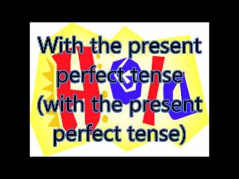 Spanish Present Perfect Song Karaoke