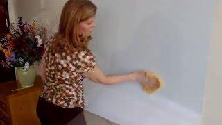 Dry Erase Sheet Installation Video by Biggies, Inc