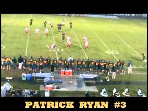 Patrick Ryan Junior Highlights