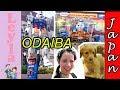 Odaiba Tokyo Gundam Robot 🇯🇵 | Monorail | Thomas The Train Surprise Egg | MiraiKan – Japan Vlog