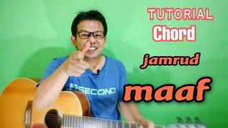 MAAF - jamrud - Tutorial gitar | lirik & chord