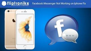 Video Facebook Messenger Not Working on Iphone Fix - Fliptroniks.com download MP3, 3GP, MP4, WEBM, AVI, FLV Oktober 2017