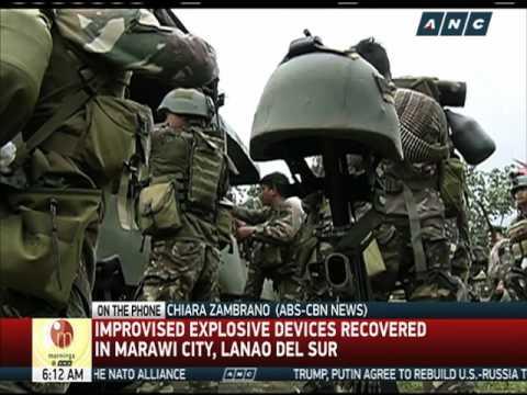 2 bombs found in Mindanao State University