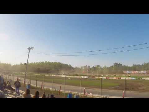 Horrible Sportsman Crash @ Utica-Rome Speedway (9/10/17)