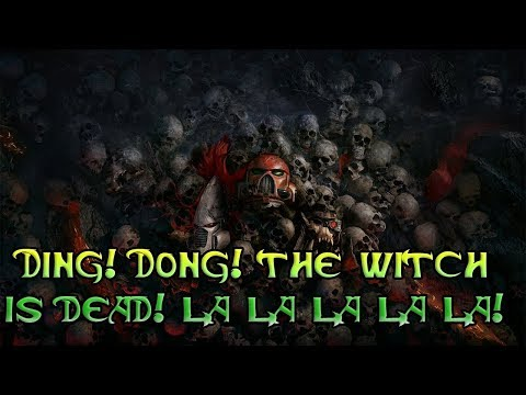 DoW3's Putrid Corpse has Finally Been Abandoned By Relic