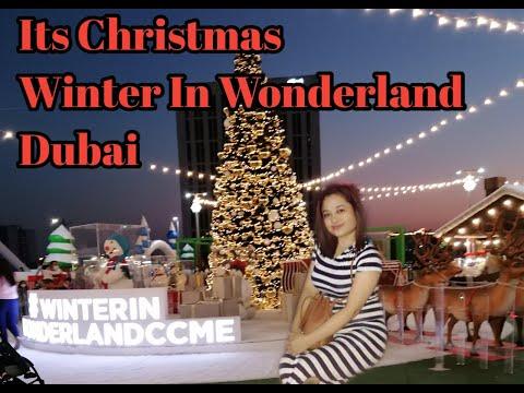 #Its Christmas #Winter #dubaiOfw #Its Christmas Winter in Wonderland Dubai