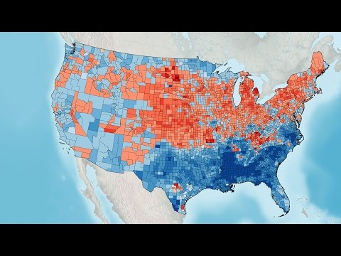 U.S. Presidential Election Results (1789-2012)