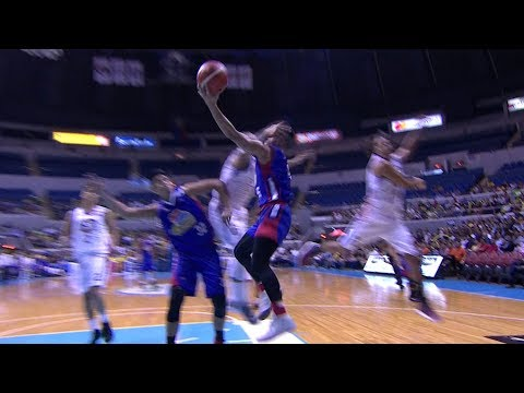 JR Quiñahan EJECTED For Flagrant Foul 2 on Jio Jalalon (VIDEO)