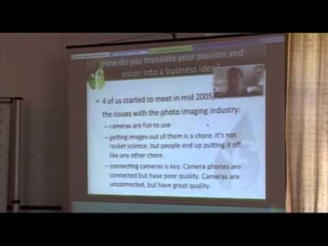 "Danube IT 2012 - Ziv Gillat ""Early Days of Eye-Fi"""