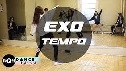 "EXO ""Tempo"" Dance Tutorial (Intro)"