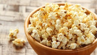 How to Make: Spicy Maple-Parmesan Popcorn