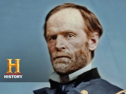 Blood and Glory: The Civil War in Color: Sherman's March to Savannah | History