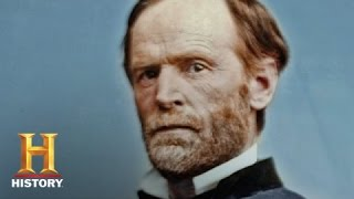 Blood and Glory: The Civil War in Color: Sherman