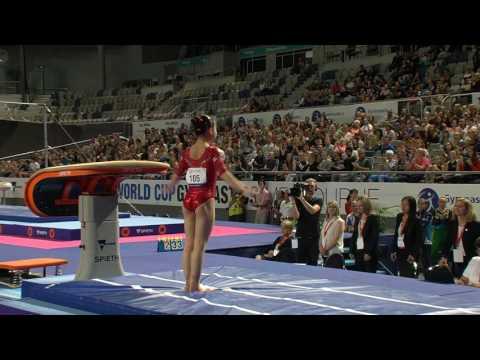 Gymnastics World Cup Finals Day 1