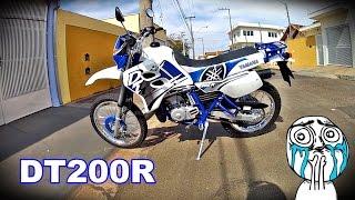 Rolé Na DT200R Do Carlinhos