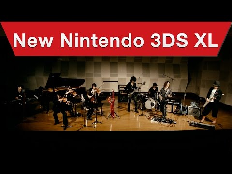 The Music of Xenoblade Chronicles 3D – Mechanical Rhythm Trailer