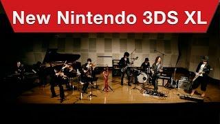 The Music of Xenoblade Chronicles 3D – Mechanical Rhythm Trailer