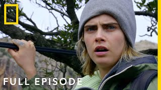 Cara Delevingne in the Sardinia Mountains (Full Episode) | Running Wild With Bear Grylls