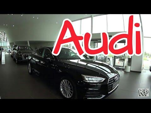 Audi официальный дилер . Новые и б/у авто ( весь модельный ряд)