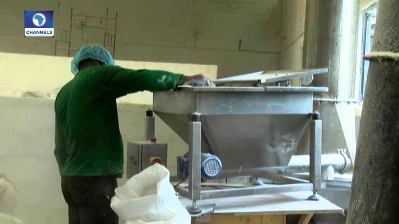 BOI Weekly Visits Eko Cassava Factory Pt 2