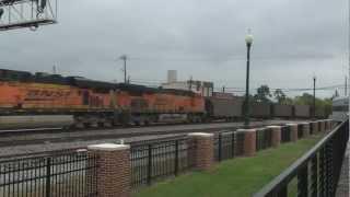 Southern Railfanning: Dalton, Georgia