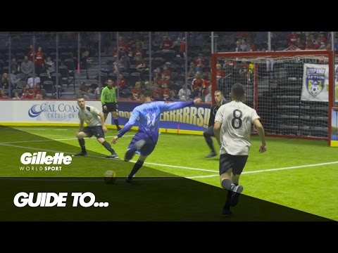 Guide to Arena Soccer with San Diego Sockers | Gillette World Sport