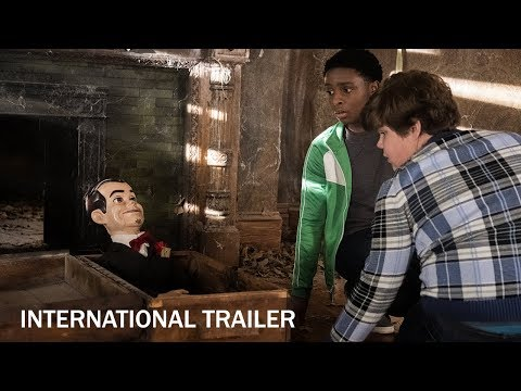 GOOSEBUMPS 2: HAUNTED HALLOWEEN - International Trailer