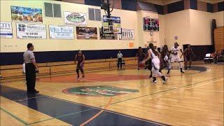 Controversial Score In Palm Beach Gardens-wellington Girls Basketball Game