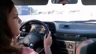 6 урок вождение машины