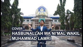 Cover - HASBUNALLAH WA NI'MAL WAKIL - Muhammad Lamri
