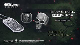 Ghost Recon Breakpoint© limited edition official jewelry - Ghosts' collection