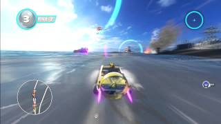 Sonic & All-Stars Racing Transformed - Dragon Cup (Grand Prix 1)