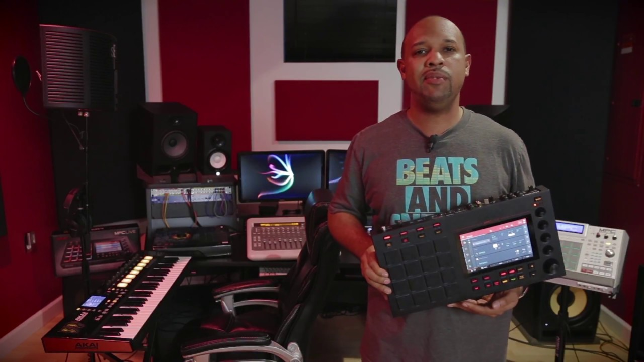 MPC Live Standalone Hands On Review   Sound Analysis   MPC X vs MPC Live    MPC Touch Comparison