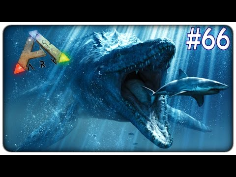 IL GIGANTESCO MOSASAURO | Ark Survival Evolved - ep. 66 [ITA]