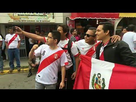 🔴 VIVO - Perú vs Colombia. Desde el estadio Nacional
