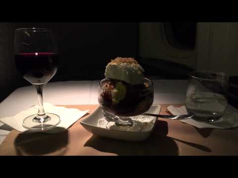 AA940 SCL-DFW American Airlines First Class Santiago de Chile to Dallas Boeing 777