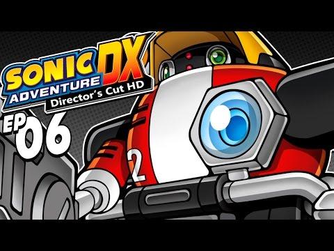 Sonic Adventure DX: E-102 Gamma's Story 100% (1080p)